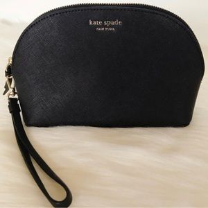 NWT Kate Spade ♠️Cameron Medium Dome Cosmetic Case